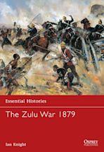 The Zulu War 1879 cover