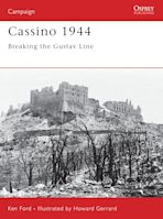 Cassino 1944 cover