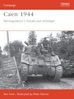 Caen 1944 cover