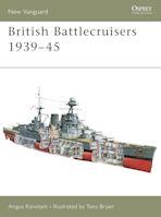 British Battlecruisers 1939–45 cover
