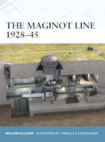 The Maginot Line 1928–45 cover