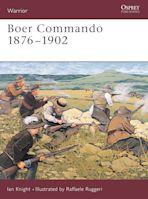 Boer Commando 1876–1902 cover