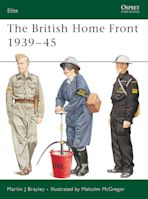 The British Home Front 1939–45 cover