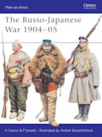 The Russo-Japanese War 1904–05 cover
