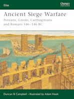 Ancient Siege Warfare cover