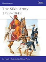 The Sikh Army 1799–1849 cover