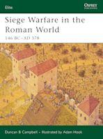 Siege Warfare in the Roman World cover