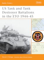 US Tank and Tank Destroyer Battalions in the ETO 1944–45 cover