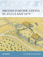 British Fortifications in Zululand 1879 cover