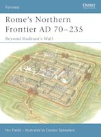 Rome's Northern Frontier AD 70–235 cover