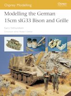 Modelling the German 15cm sIG33 Bison and Grille cover