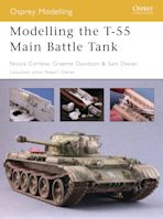 Modelling the T-55 Main Battle Tank cover