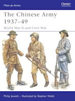 The Chinese Army 1937–49 cover