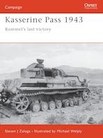 Kasserine Pass 1943 cover
