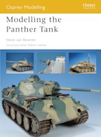 Modelling the Panther Tank cover