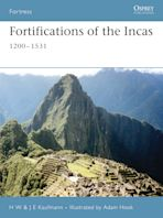 Fortifications of the Incas cover