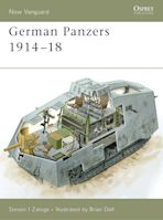 German Panzers 1914–18 cover
