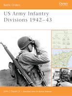 US Army Infantry Divisions 1942–43 cover