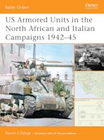 US Armored Units in the North African and Italian Campaigns 1942–45 cover