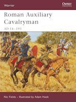Roman Auxiliary Cavalryman cover