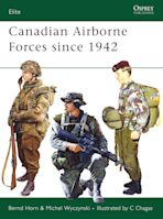 Canadian Airborne Forces since 1942 cover