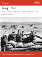 Iraq 1941 cover