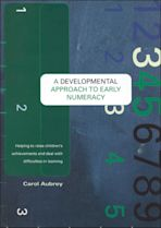 A Developmental Approach to Early Numeracy cover