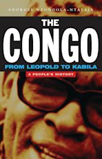 The Congo from Leopold to Kabila cover