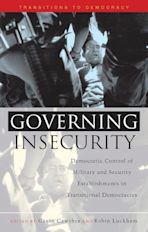 Governing Insecurity cover