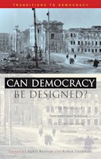Can Democracy be Designed? cover