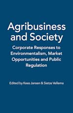 Agribusiness and Society cover