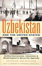 Uzbekistan and the United States cover