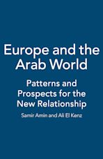 Europe and the Arab World cover
