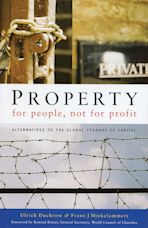 Property for People, Not for Profit cover