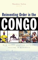 Reinventing Order in the Congo cover