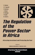 The Regulation of the Power Sector in Africa cover