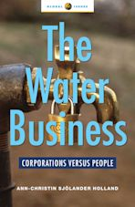 The Water Business cover