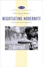 Negotiating Modernity cover