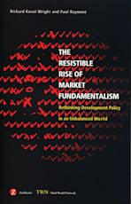 The Resistible Rise of Market Fundamentalism cover