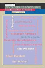 The Pioneers of Development Economics cover