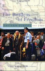 The Burdens of Freedom cover