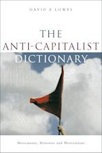 The Anti-Capitalist Dictionary cover