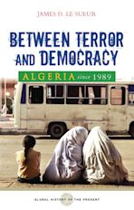 Algeria since 1989 cover