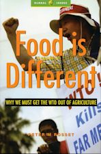 Food is Different cover