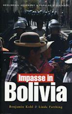 Impasse in Bolivia cover