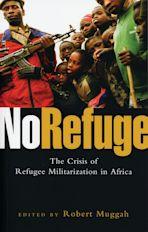 No Refuge cover