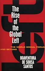 The Rise of the Global Left cover