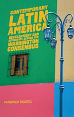 Contemporary Latin America cover