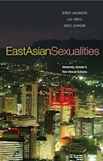 East Asian Sexualities cover
