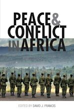 Peace and Conflict in Africa cover